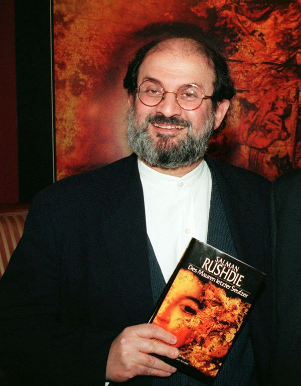 Salman Rushdie (c) picturealliance_dpa