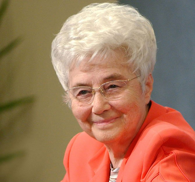 Chiara Lubich (c) dpa_picturealliance